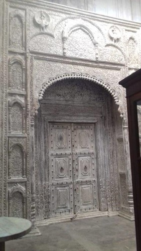 Antieke Deur uit India