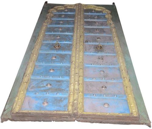 Oude deur uit india