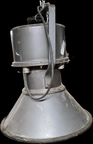 Speakerlamp Hangmodel