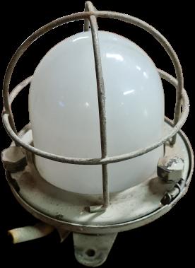 Industriële Wandlamp
