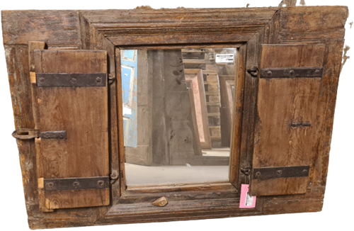 WD Window with Mirror