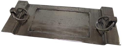 Dienblad Rechthoek - Old Metal
