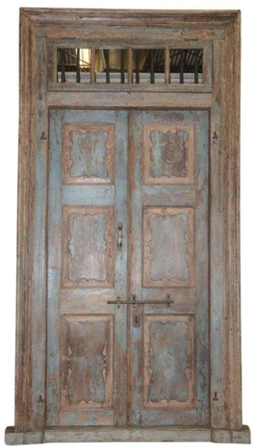 WD-deur met frame