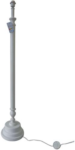 Mango Houten Vloerlamp