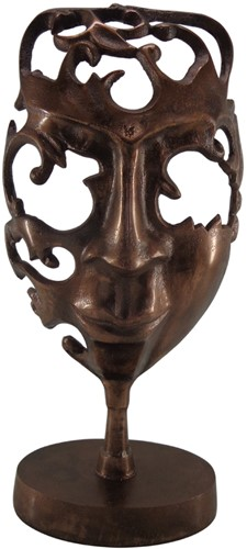 Masker op Standaard