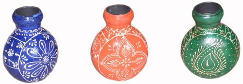 IJzeren Gekleurde Mini Pot