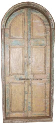 Antieke India Deur
